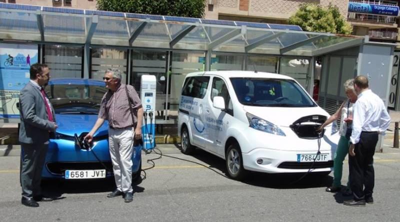 Comprar un coche eléctrico: PREGUNTAS FRECUENTES 1. Se instala un nuevo punto de recarga IBIL en Segovia