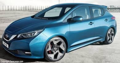El nuevo Nissan LEAF será presentado el 6 de septiembre