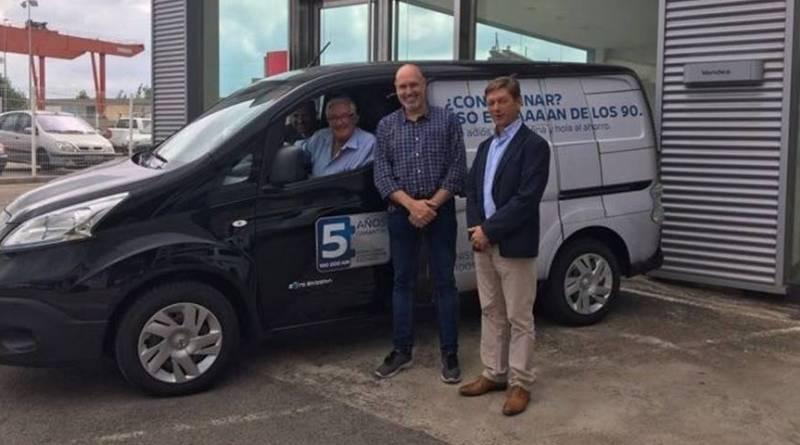 Nissan y la Diputación de Gerona promocionarán el vehículo eléctrico