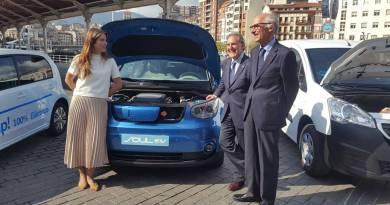 Promoción del Vehículo Eléctrico para empresas en Bilbao
