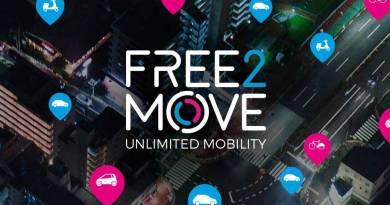 Free2Move, el agregador de transporte compartido