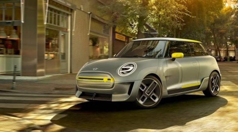 Mini presentará su Electric Concept en el IAA 2017