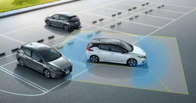 Nissan LEAF consigue una puntuación de 5 estrellas EuroNCAP. Nissan LEAF 2017 novedades y tecnología