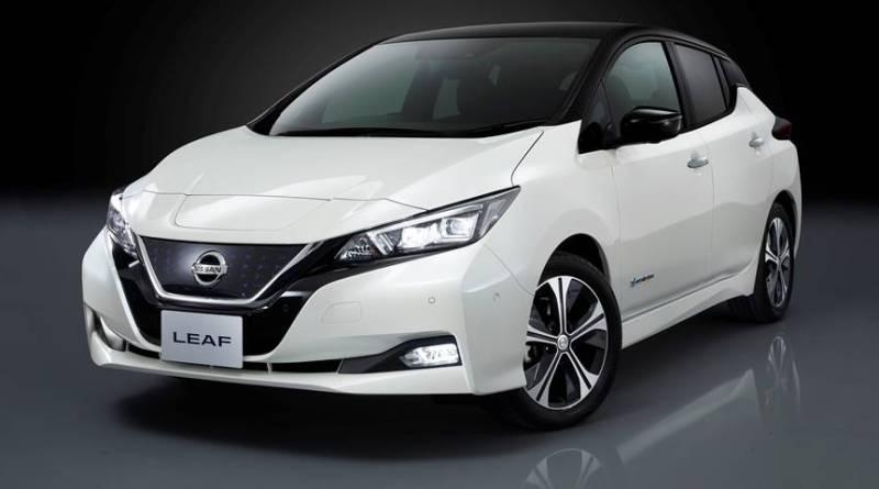 Nissan ha presentado el nuevo LEAF 2017. Especificaciones técnicas