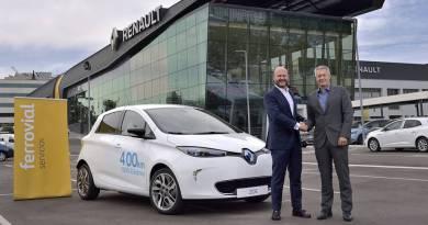 Ferrovial Servicios y Renault presentan Zity Car Sharing. Madrid contará con otro servicio de carsharing gracias a Renault y Ferrovial