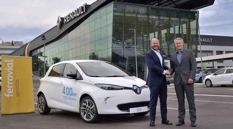 Madrid contará con otro servicio de carsharing gracias a Renault y Ferrovial