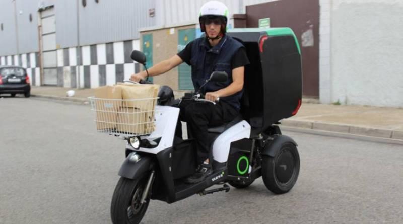 Silence by Scutum presenta el scooter eléctrico S03 en Ginebra