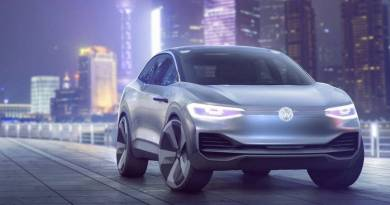 Volkswagen ha presentado el nuevo I.D. CROZZ