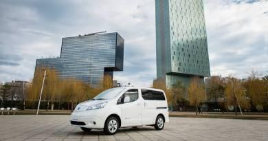 La nueva Nissan e-NV200 al detalle. Características técnicas. La Nissan e-NV200 bate record de matriculaciones en España. Nueva Nissan e-NV200 2018 con 40kWh y 280 kilómetros de autonomía