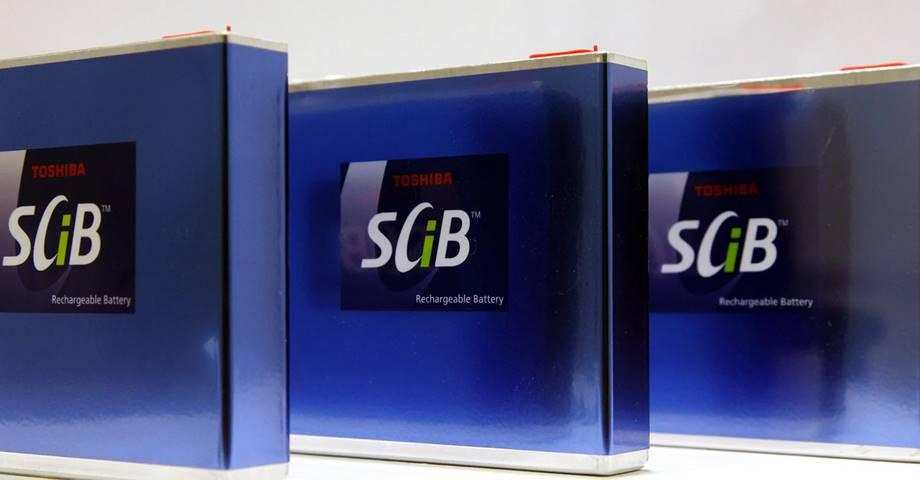 Toshiba desarrolla una batería que duplica autonomía y permite carga ultra-rápida