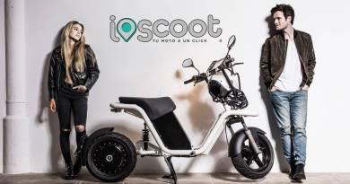 Ventajas de usar los servicios de motosharing eléctrico en la ciudad. Novedades de ioscoot, el motosharing eléctrico con tarifas por franjas