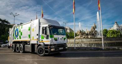 Los camiones eléctricos de FCC y la movilidad eléctrica en los servicios urbanos
