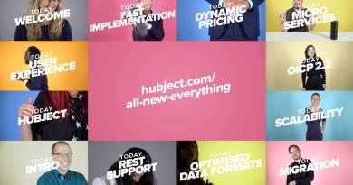 Hubject reinvents its partners IT platform . Hubject renueva su plataforma IT para socios
