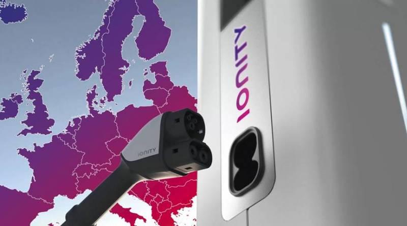 Ionity abre en Alemania su primera estación ultra-rápida de recarga. BMW, Mercedes, Ford y VW se unen para un red de recarga rápida