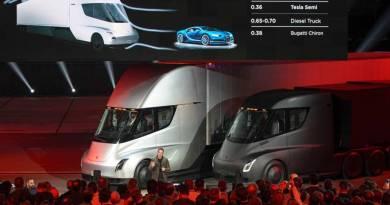 Walmart ha realizado un importante pedido del nuevo Tesla Semi