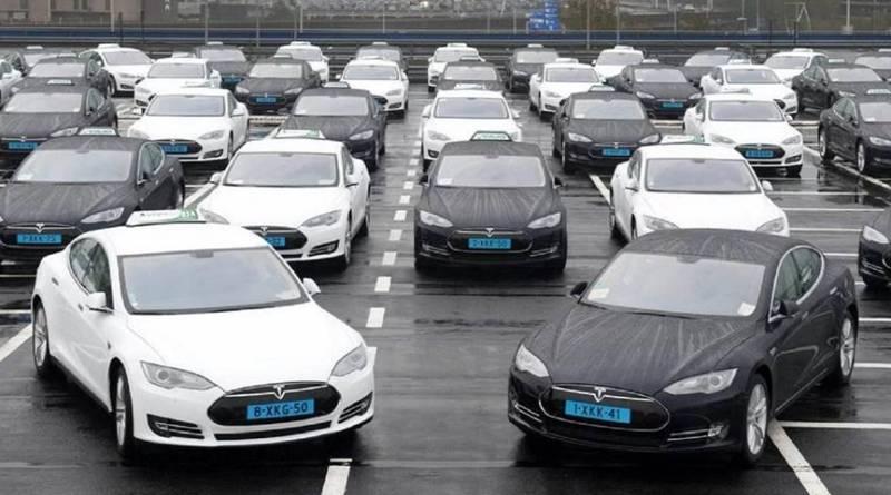 A la venta sesenta Tesla Model S usados a buen precio