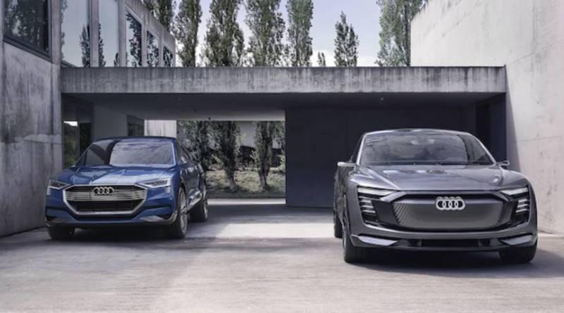 Audi inicia las reservas del e-tron Quattro y Sportback