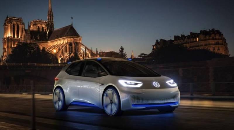 Volkswagen iniciará la producción del ID en 100 semanas