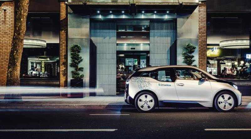 BMW se hace con la totalidad del servicio de carsharing DriveNow