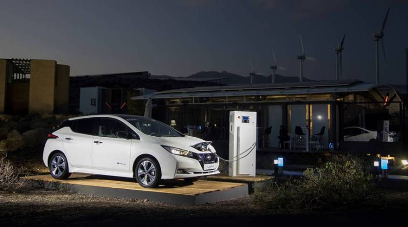 Nissan Energy Solar y la Experiencia del Ecosistema Eléctrico