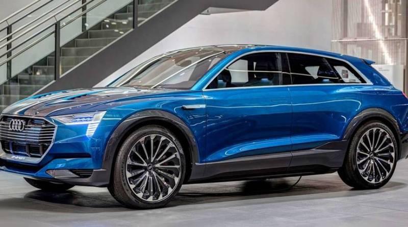 Ya puedes tener preferencia de compra en el Audi e-tron quattro