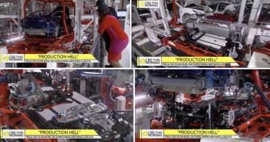 Tesla ha conseguido fabricar 500 Model 3 al día