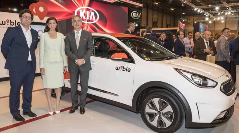 WiBLE, el nuevo servicio de carsharing, se presenta en sociedad