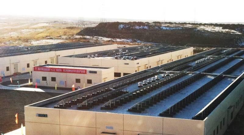 BYD tendrá la mayor fabrica del mundo de baterías para vehículos eléctricos