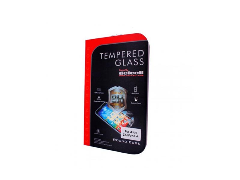 Electronic CityDELCELL TEMPERED WHITE TG ZENFONE 6/WH Digital Catalog