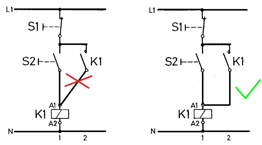wiring diagram lampu besar