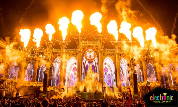 Eye Candy 40 Photos Of Beautiful Edm Festival Stage