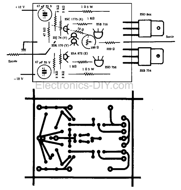 oscilloscope esr tester
