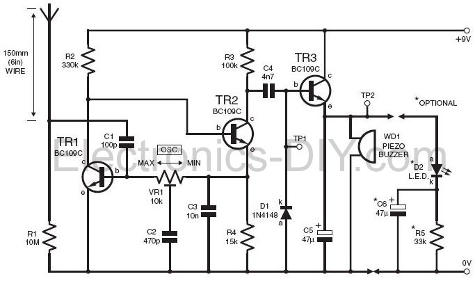 lighting schematics tutorials circuits and diagram