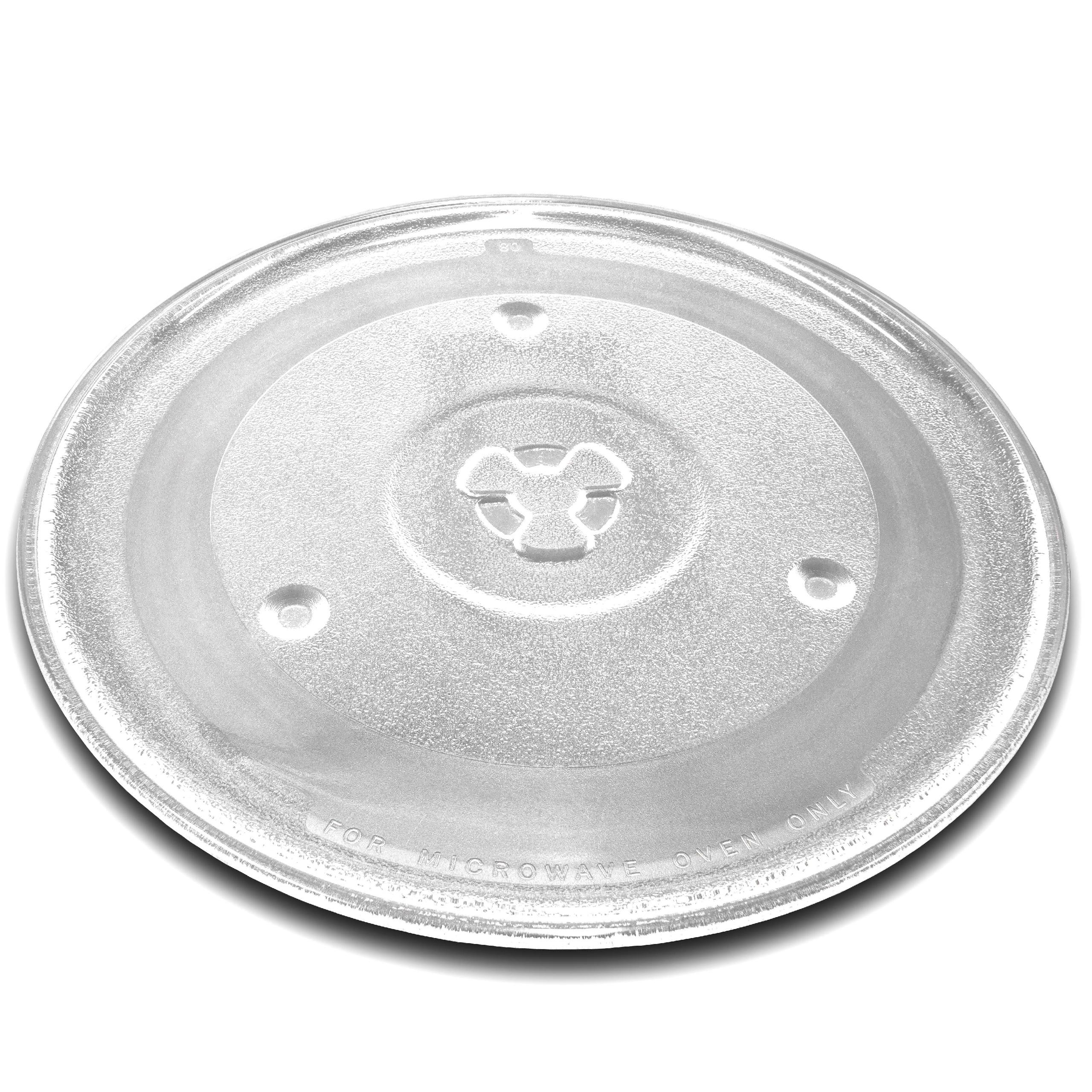 Microwave Plate Glass Microwave Plate Rotary Plate Cm With Y Shaped Mount For Microwave