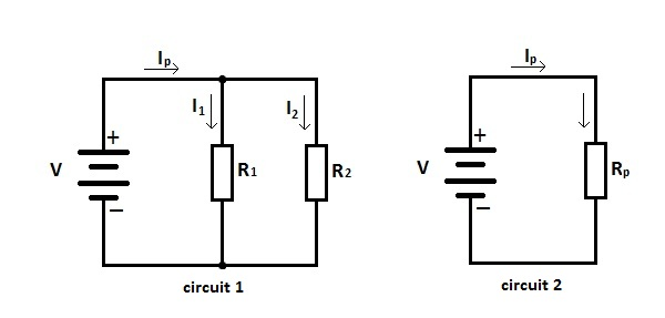 series parallel circuit calculator