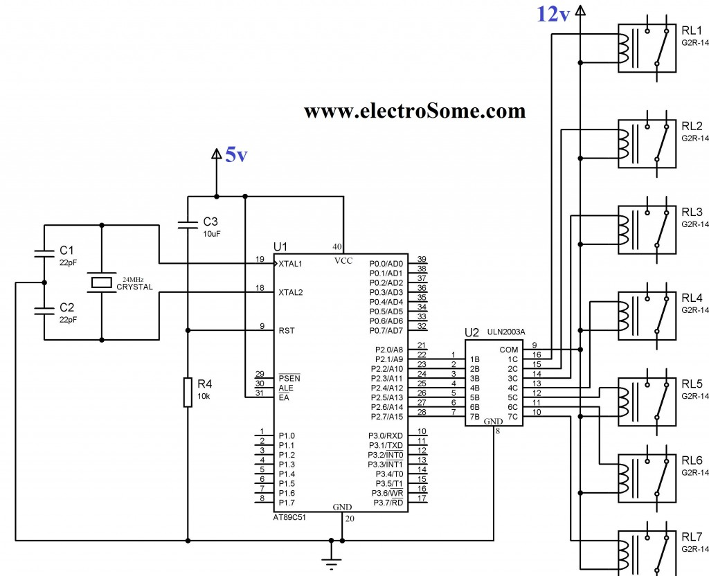 relay circuit diagram arduino