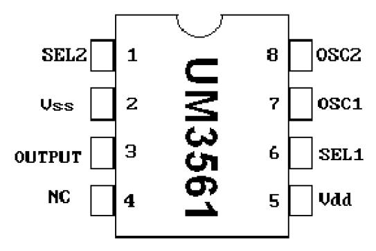 sound effect generator um3561 circuit diagram