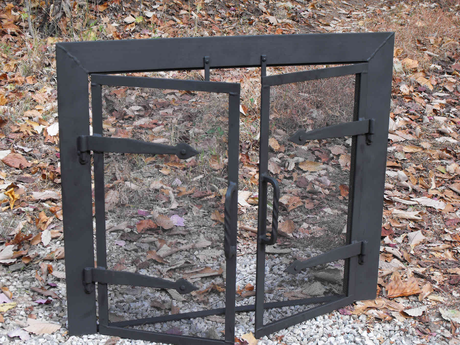 18 Inch Fireplace Grate Beside The Stream Elegant Ironworks