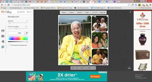 Free Websites for Making Photo Collages - Elegant Memorials Blog
