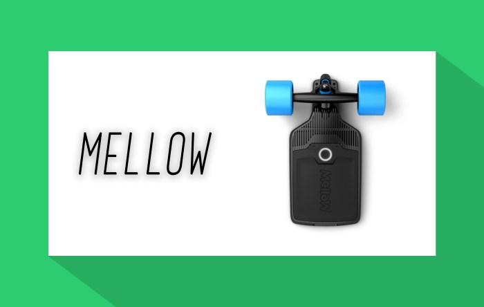 Mellow - Elektro Skateboard - elektrisches Skateboard - Elektro Skateboards - elektrische Skateboards - eboard - eskateboard