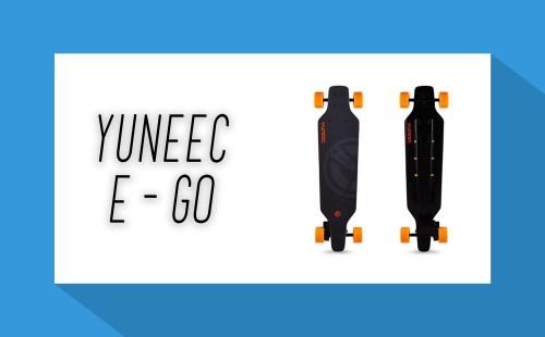 Yuneec e-go - Elektro Skateboard - elektrisches Skateboard - Elektro Skateboards - elektrische Skateboards - eboard - eskateboard