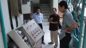 panel listrik produksi ukm teknik elektro unimus