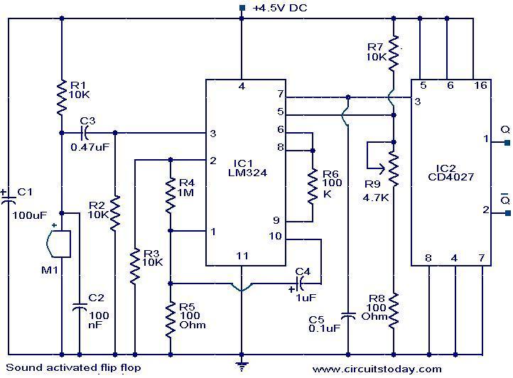 11 Pin Timer Wiring Diagram Opamp Uygulamalarıelektronik Hobi