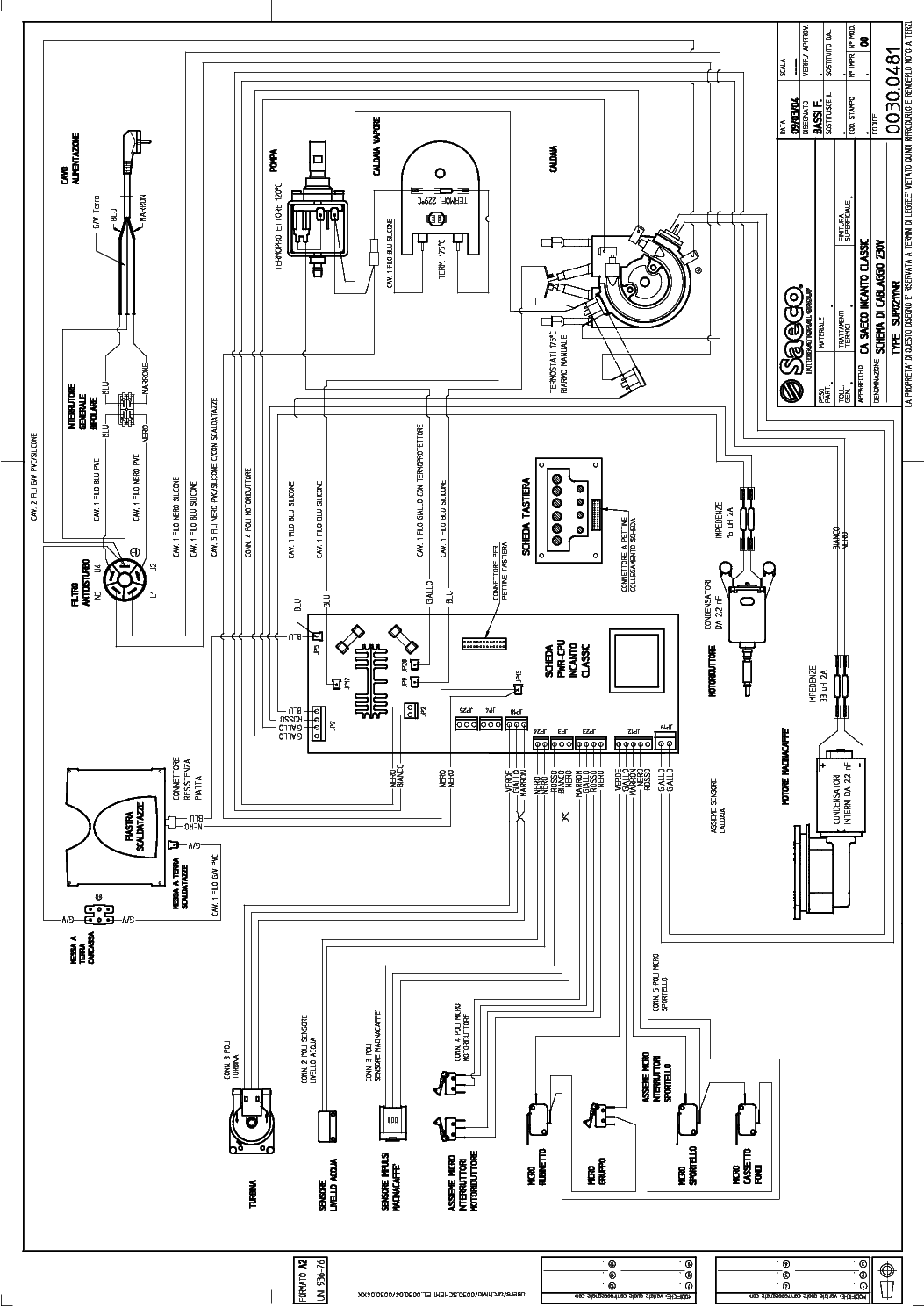 garelli wiring diagram