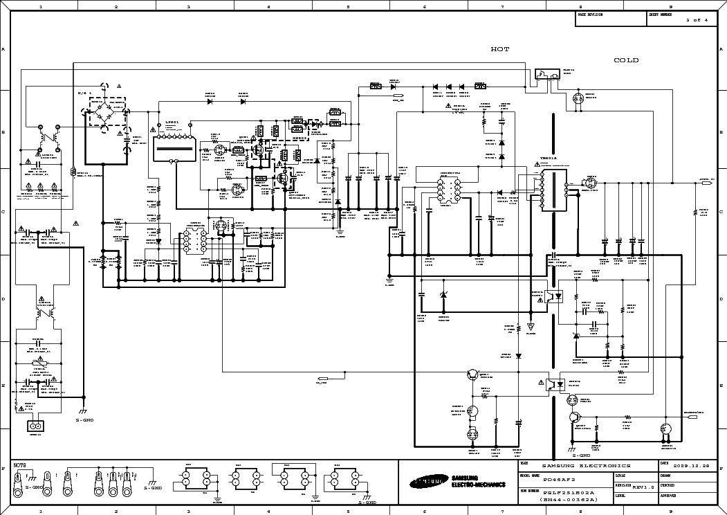 auto schematics samsung lcd tv circuit boards