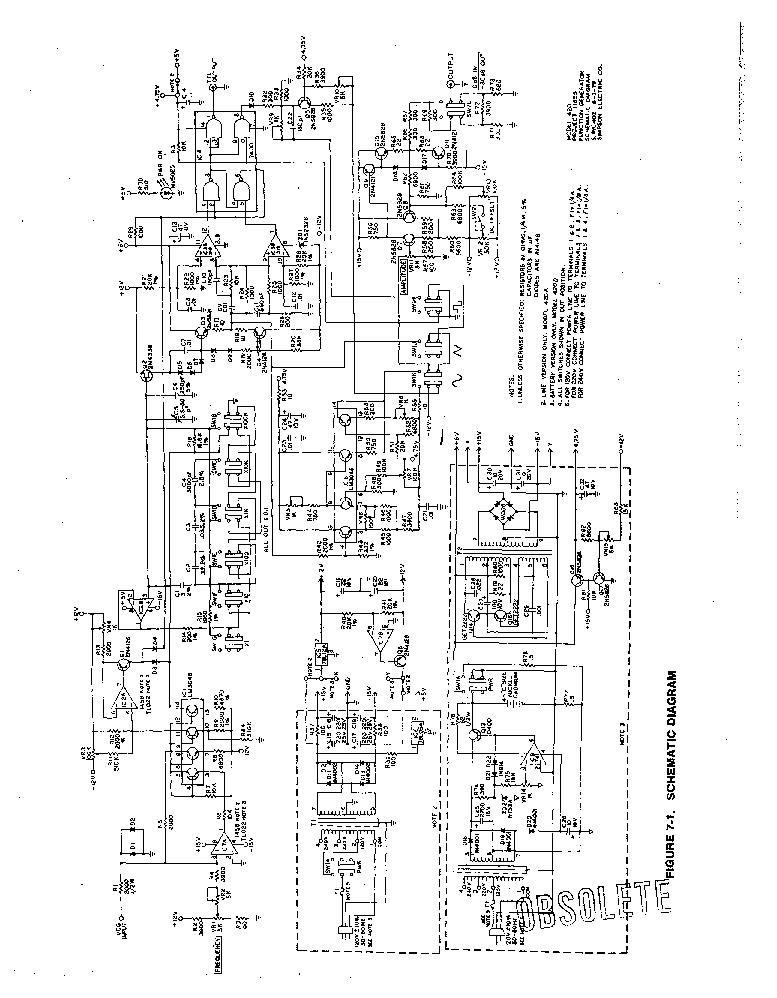 function generator circuit schematic 26kb