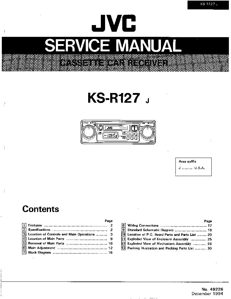 jvc kd s28 wiring diagram