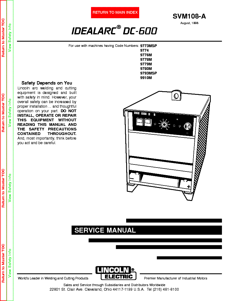 lincoln dc 600 wiring diagram