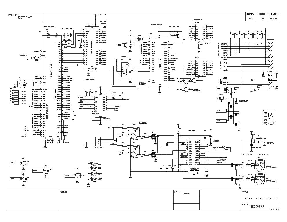 live sound setup diagram pdf
