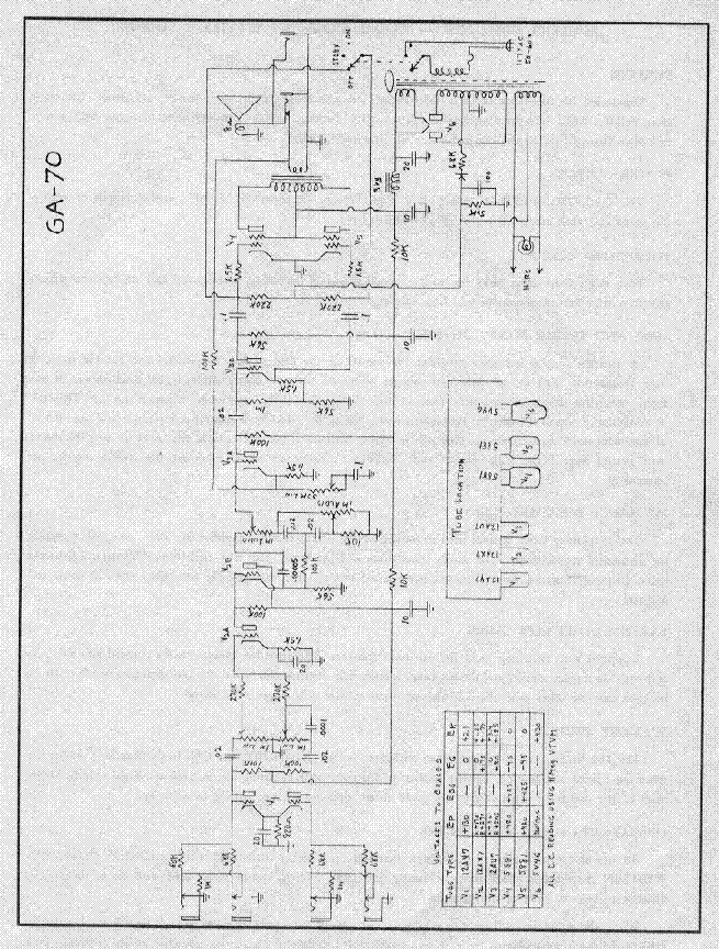 free download of gibson wiring diagram and schematic